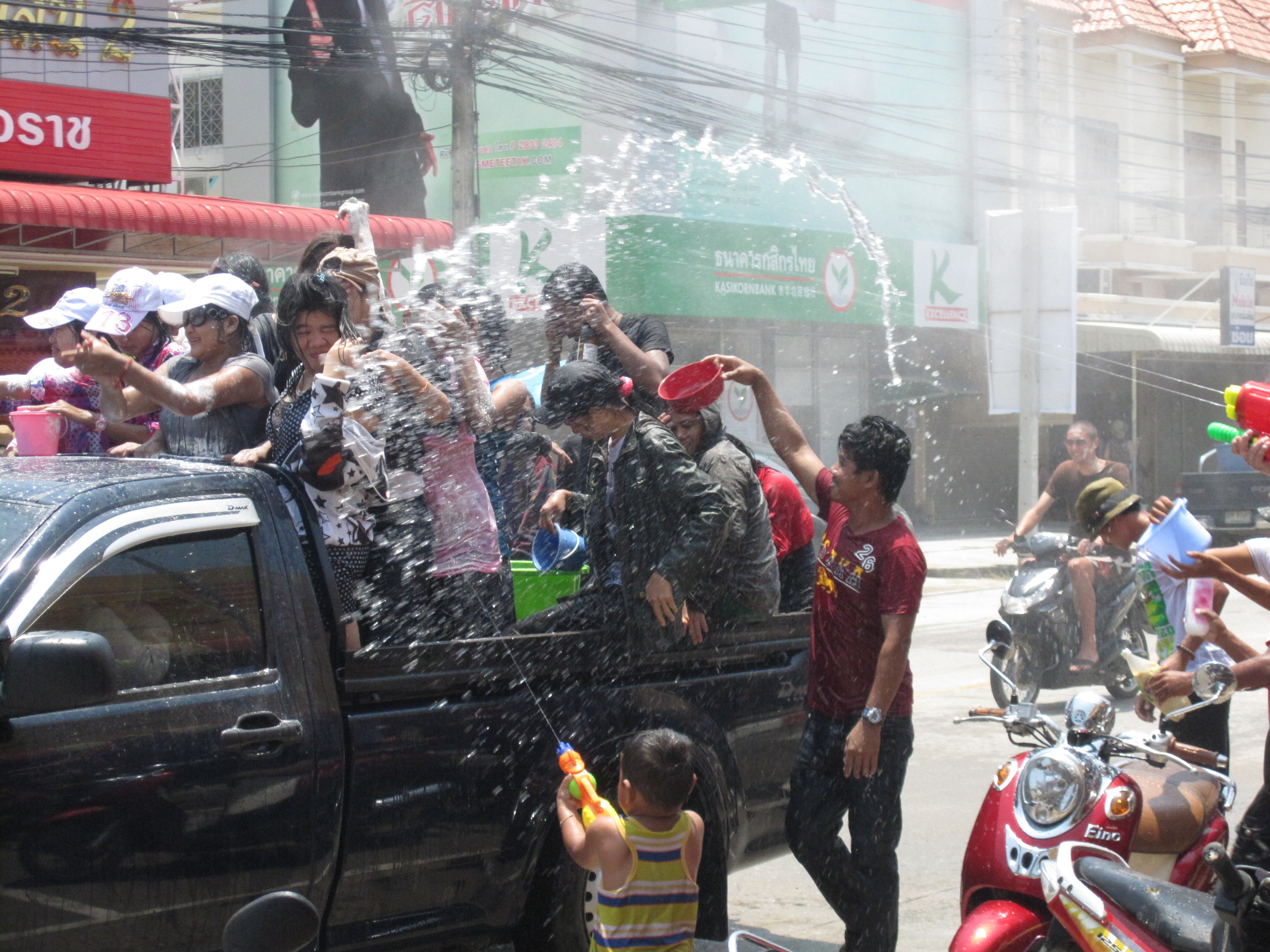 songkran essay Songkran festival in chiang mai, thailand songkran is the traditional celebration of new year's day in thailand photo essay: light and shadow in.